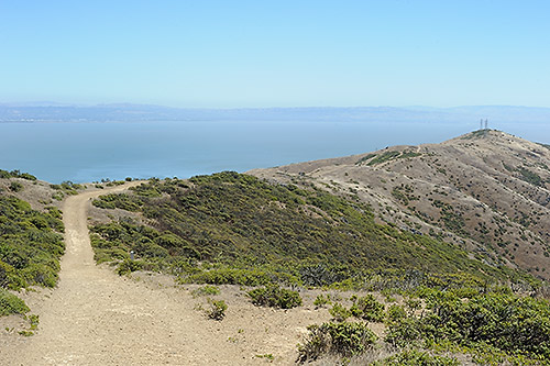 Ridge Trail, San Bruno Mountain