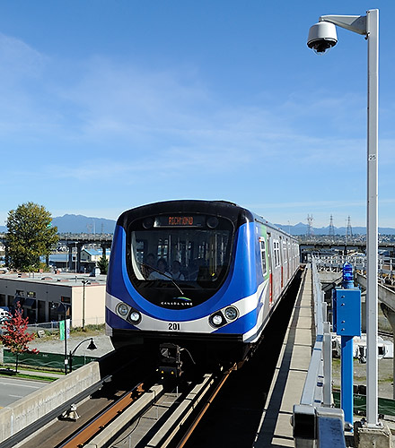 Vancouver TransLink SkyTrain