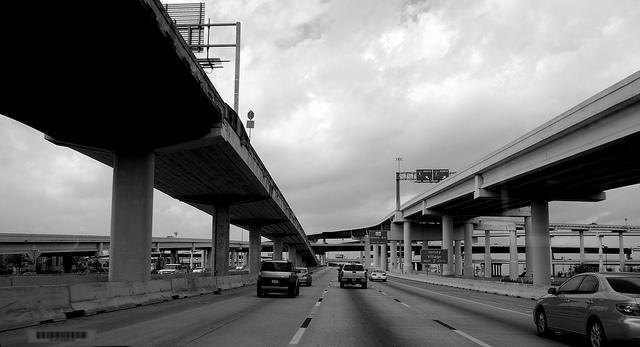 Highway 290 and Sam Houston Tollway