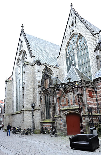 Amsterdam's De Oude Kerk