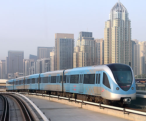 Dubai Metro