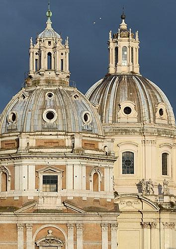 Santa Maria di Loreto and SS Nome di Maria