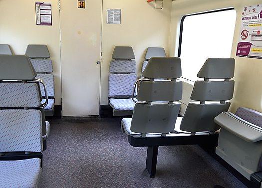 Cercanias seating