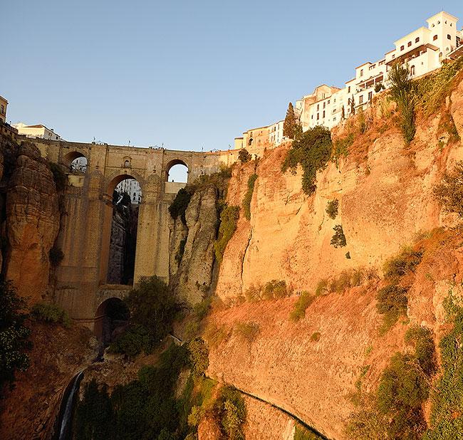 Visit to Ronda, Spain