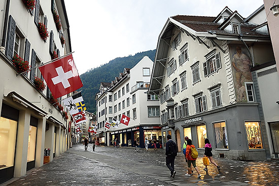 Chur, Switzerland   Copr. © 2019 by Tim Adams, Creative Commons CC BY 2.0