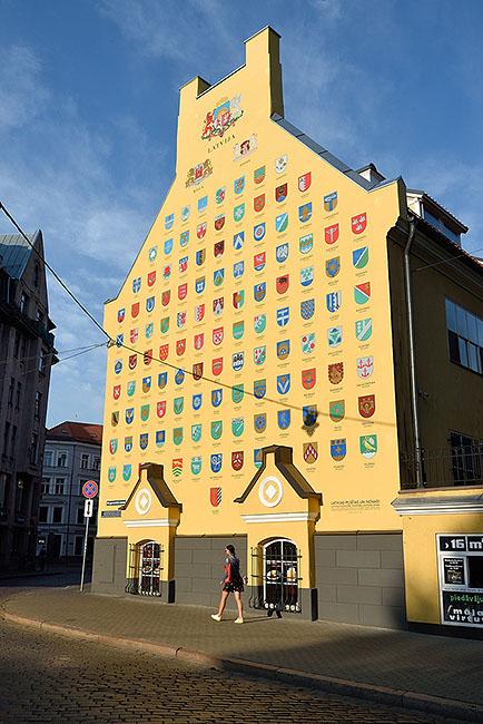 Vecrīga old town, Riga | © 2019 Tim Adams, CC BY 2.0