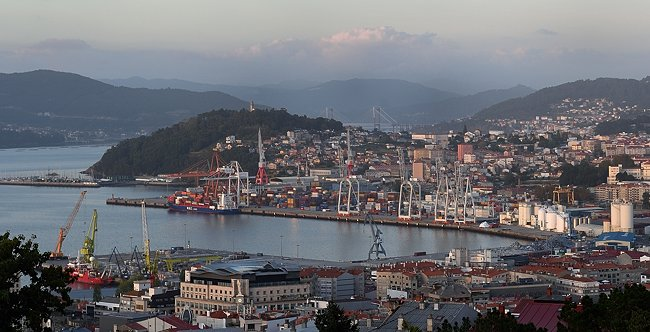 Vigo, Spain | © 2019 Tim Adams, CC BY 2.0