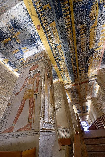 Tomb of Ramses V/VI   Copr. 2019 by Tim Adams CC by 2.0