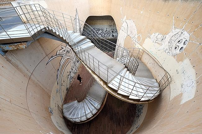 Staircase in Cartagena, Spain | © 2020 Tim Adams, CC BY 2.0