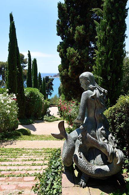 Santa Clotilde gardens in Lloret de Mar, Spain | © 2021 Tim Adams, CC BY 2.0