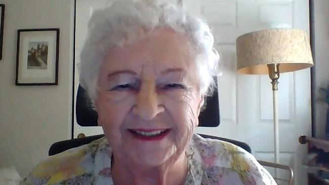 Edith Kulstein in 2021